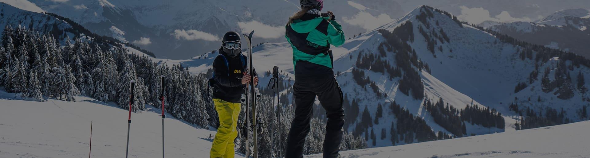 Faire du ski à Châtel