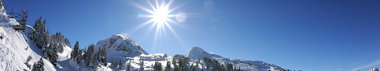 Forfait ski Châtel Liberté
