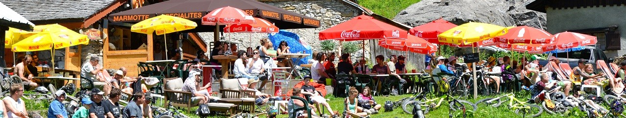Group stay Chatel in Summer