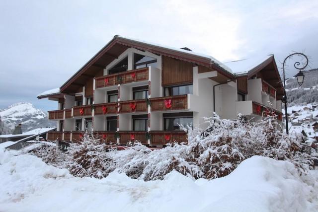 Hôtels 4 étoiles à Châtel