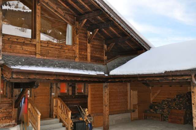 Fully equiped Chalet