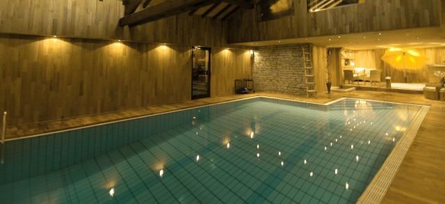 Hôtels avec piscine Châtel