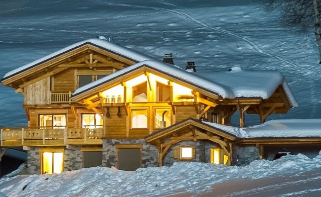 Chalets & Grands appartements