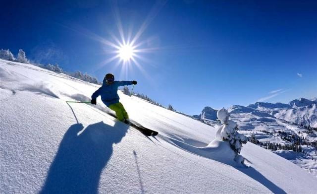 Location + Forfait de ski