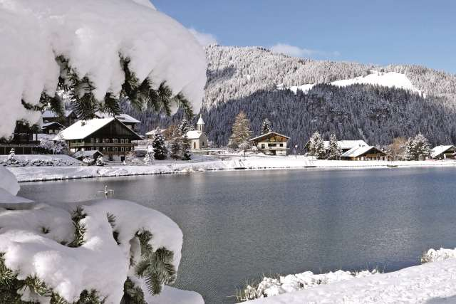 Resort information, weather forecast, snow report & webcam