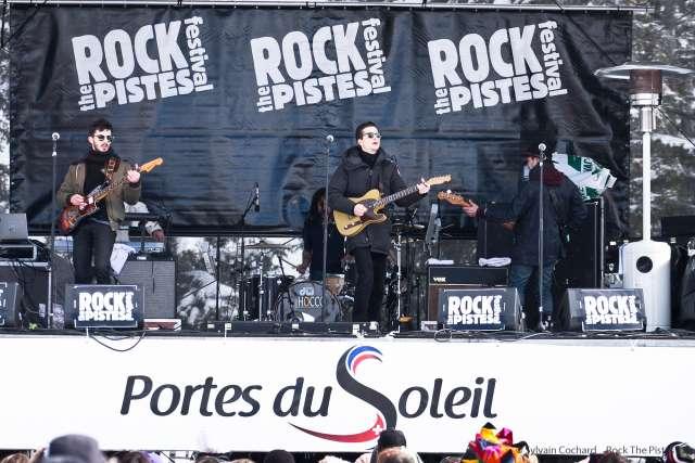 Rock the pistes Festival