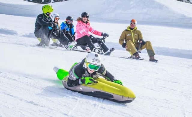 Ski Academy School / Handiski