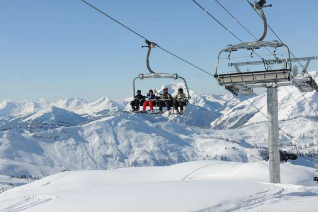 Vonnes chairlifts