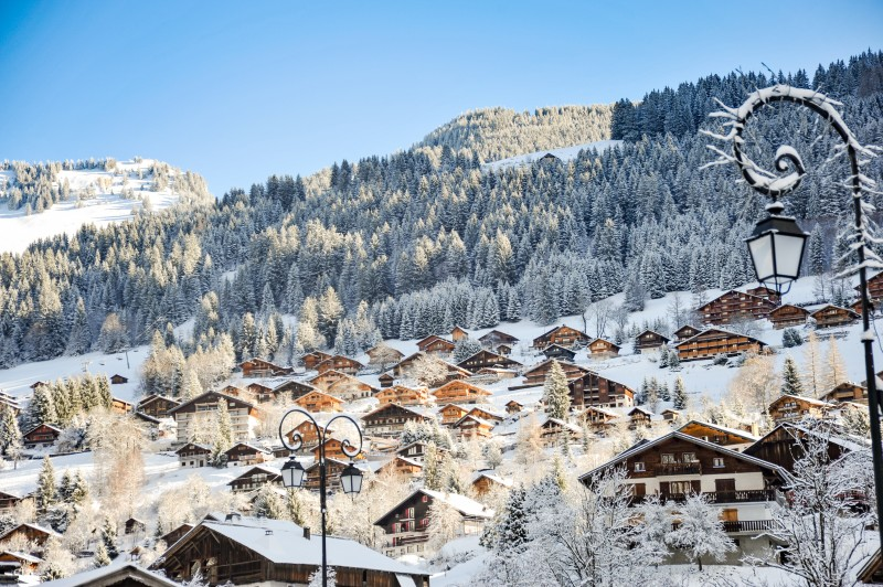 All holiday rentals in Châtel