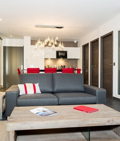 Appartement in chatel
