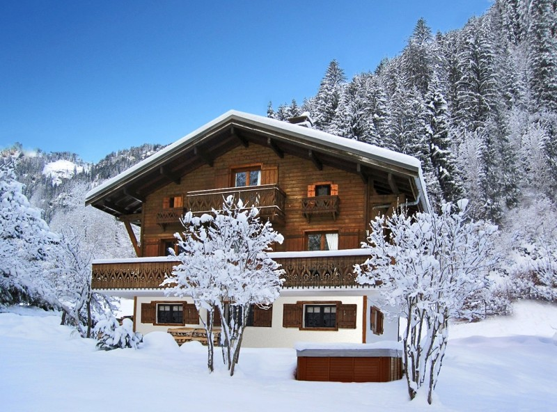 Chalets in Châtel