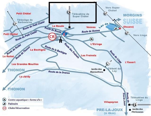 Hotel ski in