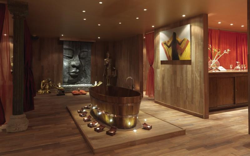 Hôtels avec spa à Châtel
