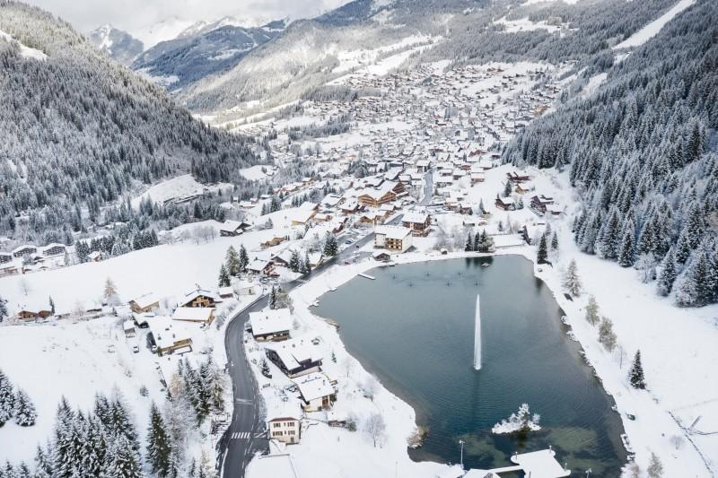 Explore Chatel in Winter