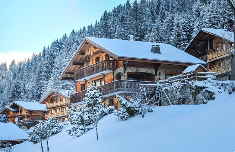Short ski stay in Chatel France