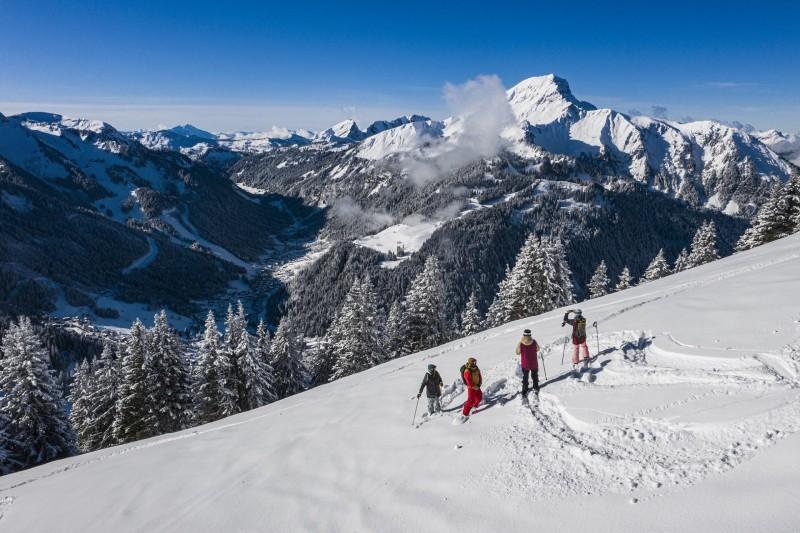 Reservez vos consignes à skis à Châtel
