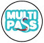 Accredited Multi Pass, 2€/day