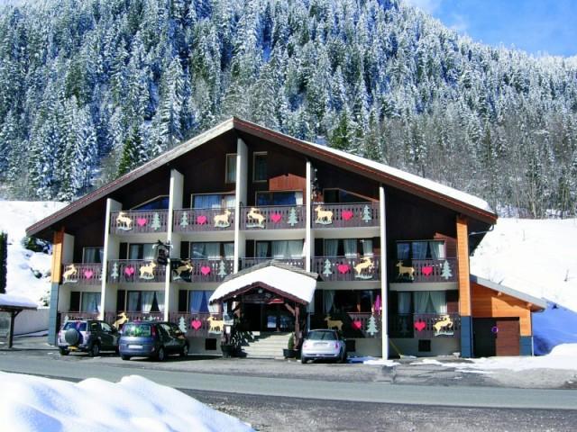 Hôtel Au Bois de Lune Châtel ski