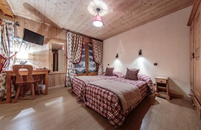 Hotel La Perdrix Blanche Châtel