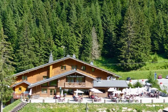 Hotel La Perdrix Blanche Châtel vacances à la montagne
