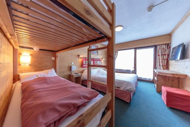 Hotel Le Chalet d'Alizée Châtel chambre