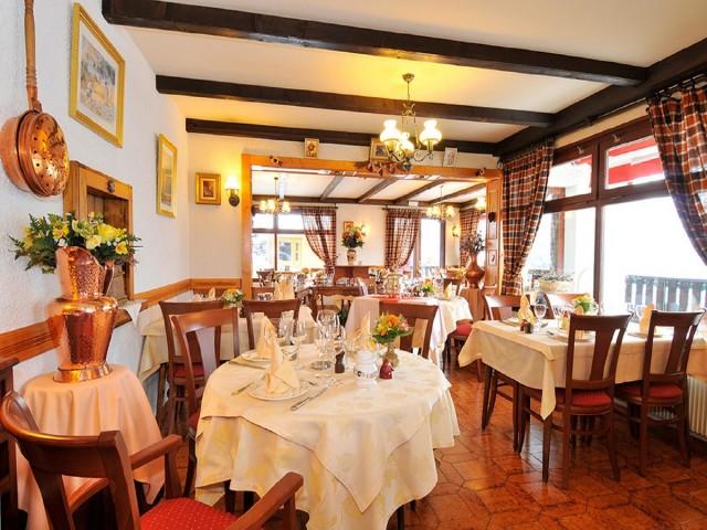 Hôtel Les Triolets Châtel avec Demi-pension
