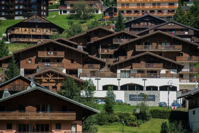 Résidence RESIDENCE CGH LES CHALETS D\'ANGELE CHATEL