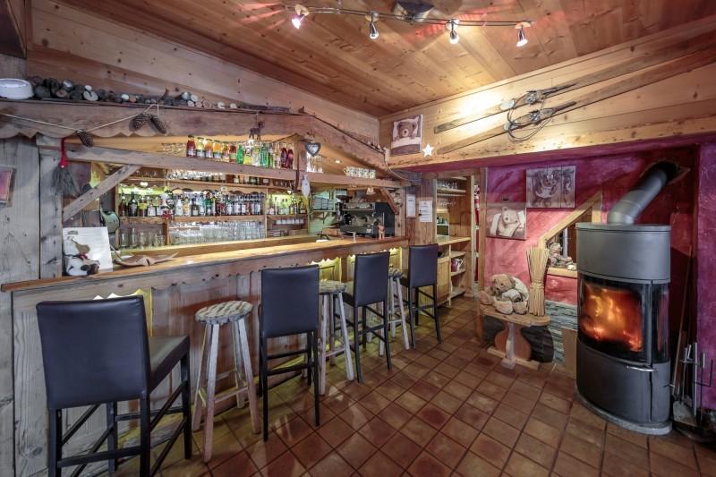 Hotel Le Chalet d'Alizée Châtel bar