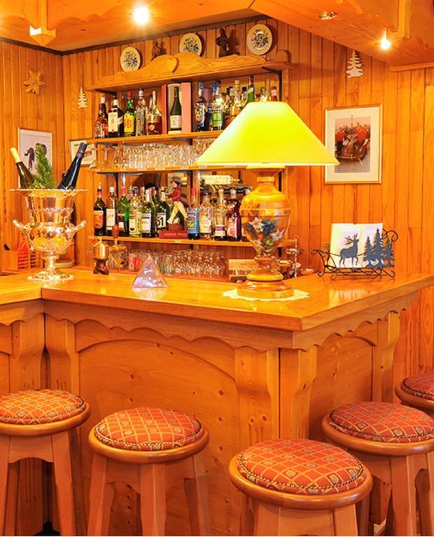Hôtel Les Triolets Châtel Bar Restaurant