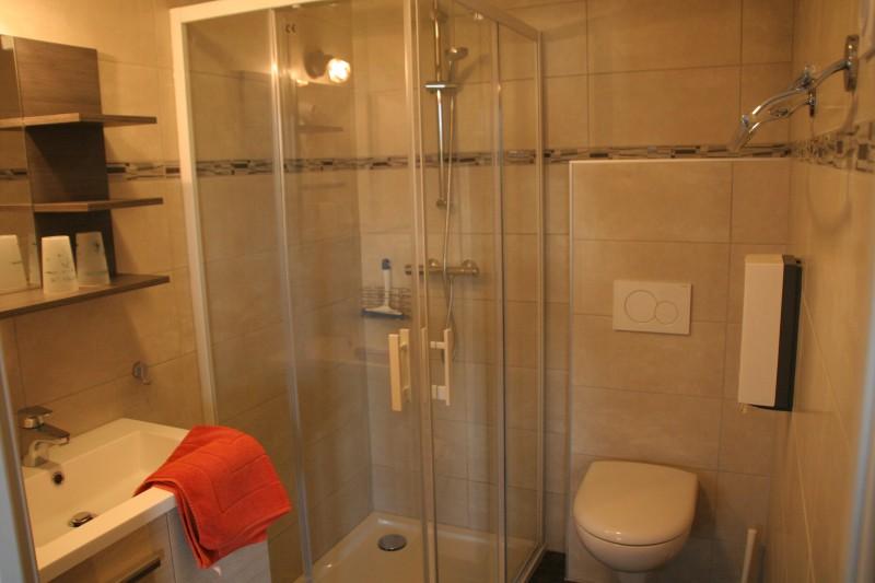 Salle de bain gite Châtel