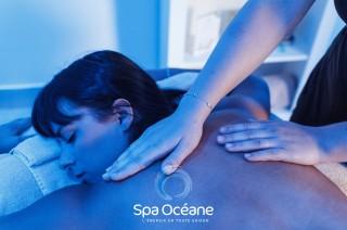 Massage Vague de détente Spa Océane Châtel