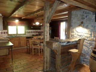 LOCATION CHALET CHATEL