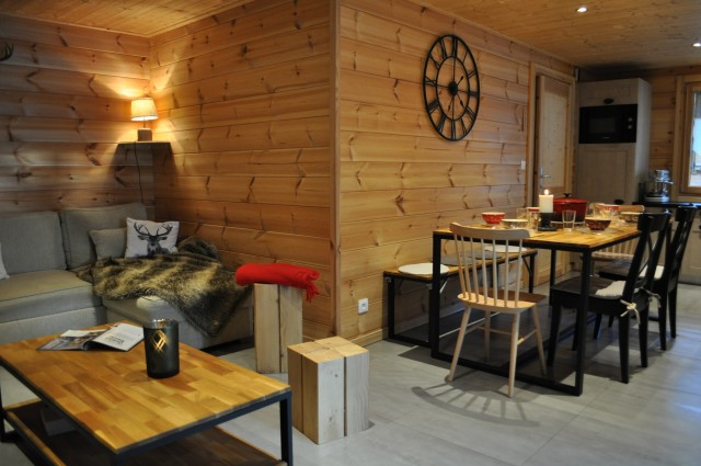 bel appartement location semaine Chatel