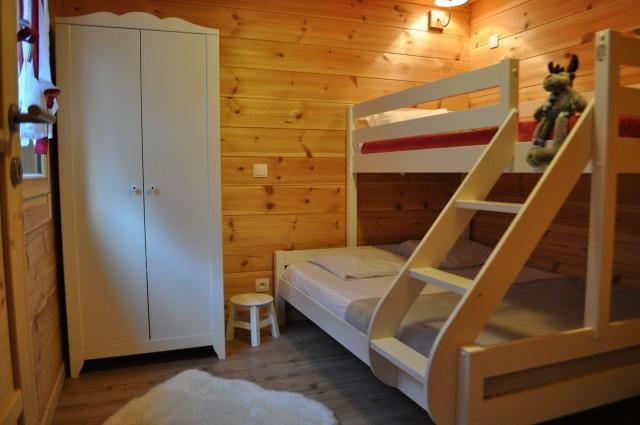 appartement pour 5 personnes à Chatel