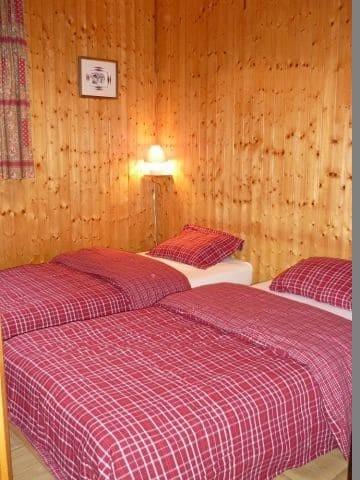 Appartement 1 chalet Squaw Valley Châtel ski