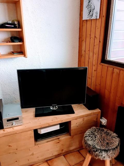 Appartement 113 dans la résidence Hameau des 4 saisons Bat C, Salon  Châtel Portes du Soleil