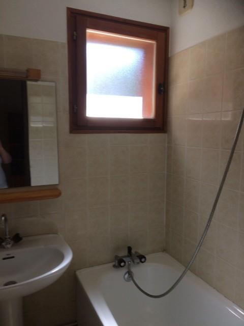 Appartement 12 Résidence le Jessi, Salle de bain Châtel