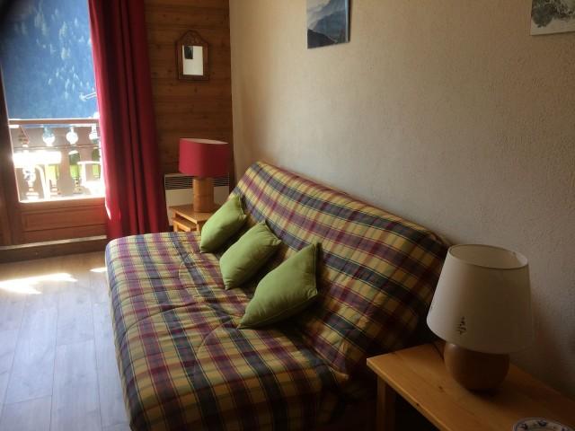 Appartement 12 Résidence le Jessi, Salon Châtel 74