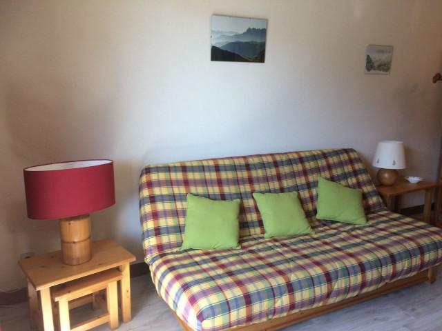 Appartement 12 Résidence le Jessi, Salon Châtel Haute Savoie