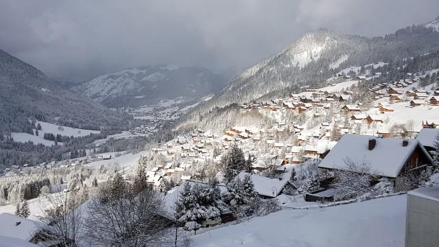 Appartement 4 couchages Les Trifles Châtel ski 74