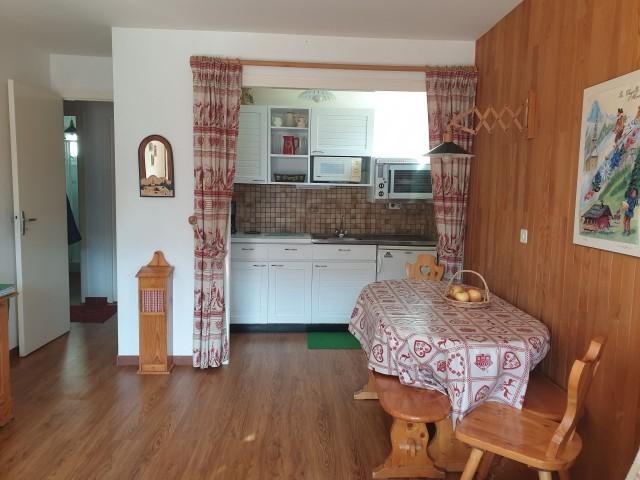 Appartement 5 couchages Châtel Résidence Caribou