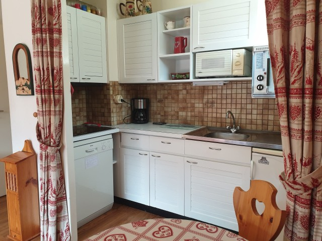 Appartement 5 personnes Châtel Résidence Caribou 74