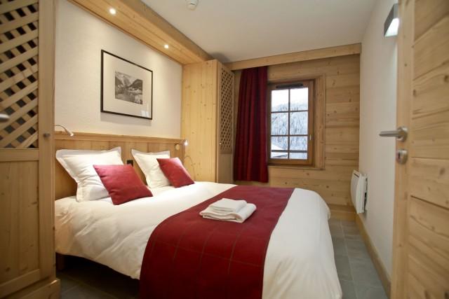 Appartement 6 couchages, Résidence Odalys Les Fermes de Châtel