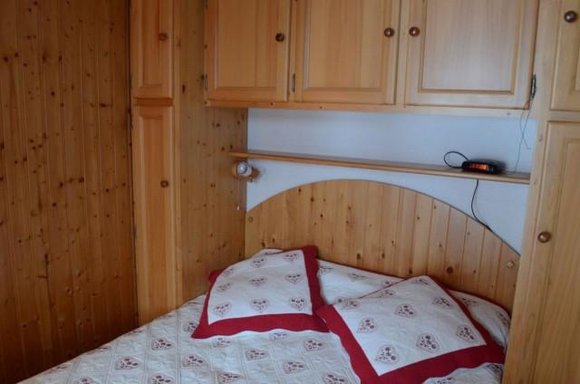 Appartement 6 dans la résidence les Praz, Chambre Châtel