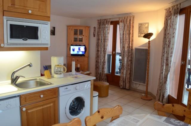 Appartement 6 dans la résidence les Praz, Cuisine Châtel Haute Savoie