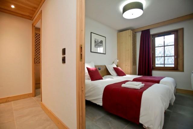 Appartement 6 personnes, Résidence Les Fermes de Châtel 74