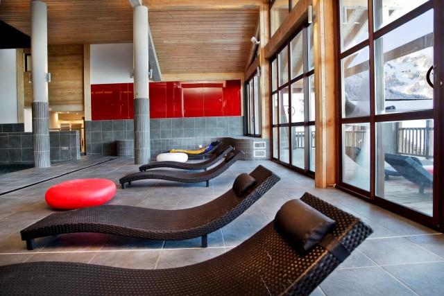 Appartement 6 personnes, Résidence piscine Les Fermes de Châtel 74390