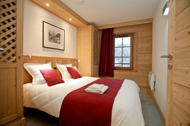 Appartement 6 personnes, Résidence SPA Les Fermes de Châtel 74390