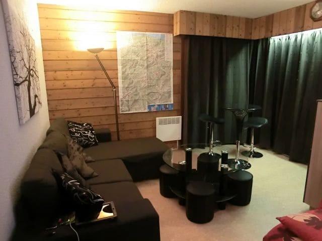 Appartement 69 dans la résidence Yéti Bat 1, Salon Châtel
