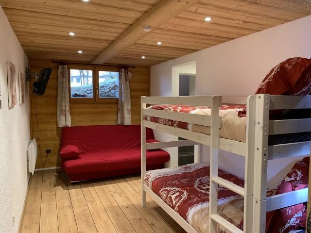 Appartement Alpina 8 Châtel Réservation